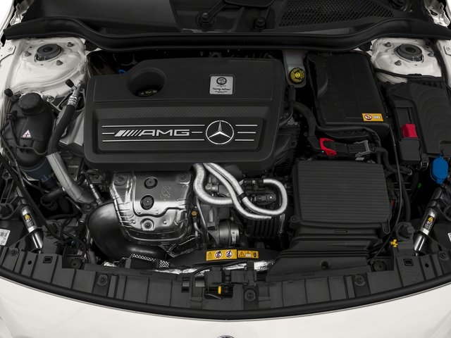 2016 Mercedes-Benz GLA Prices and Values Utility 4D GLA45 AMG AWD I4 Turbo engine