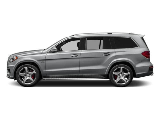 2016 Mercedes-Benz GL Pictures GL Utility 4D GL63 AMG 4WD V8 photos side view