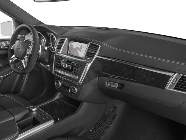 2016 Mercedes-Benz GL Pictures GL Utility 4D GL63 AMG 4WD V8 photos passenger's dashboard