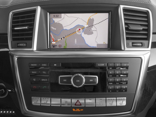 2016 Mercedes-Benz GL Prices and Values Utility 4D GL63 AMG 4WD V8 navigation system
