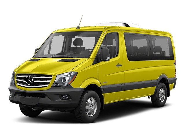 2016 Mercedes-Benz Sprinter Passenger Vans Prices and Values Passenger Van High Roof