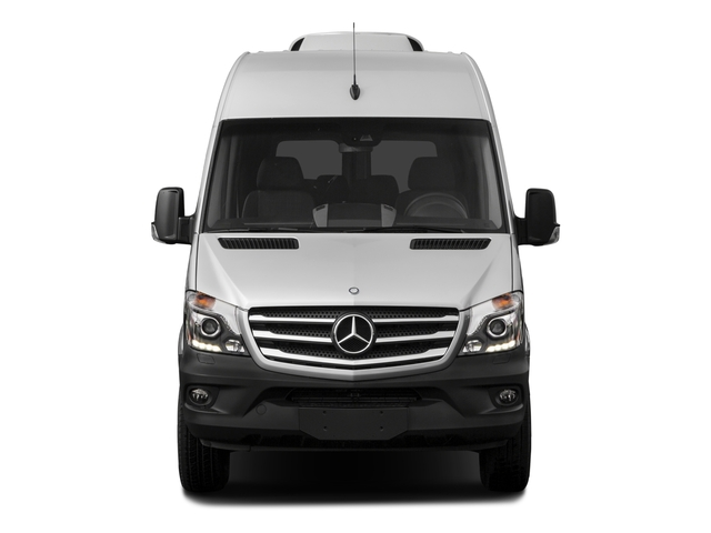2016 Mercedes-Benz Sprinter Passenger Vans Prices and Values Passenger Van High Roof front view