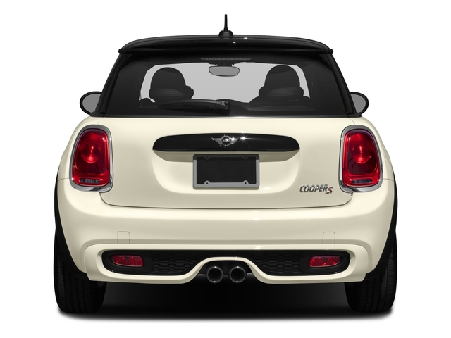 2016 MINI Cooper Hardtop Prices and Values Wagon 2D S I4 Turbo rear view