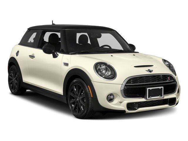 2016 MINI Cooper Hardtop Prices and Values Wagon 2D S I4 Turbo side front view