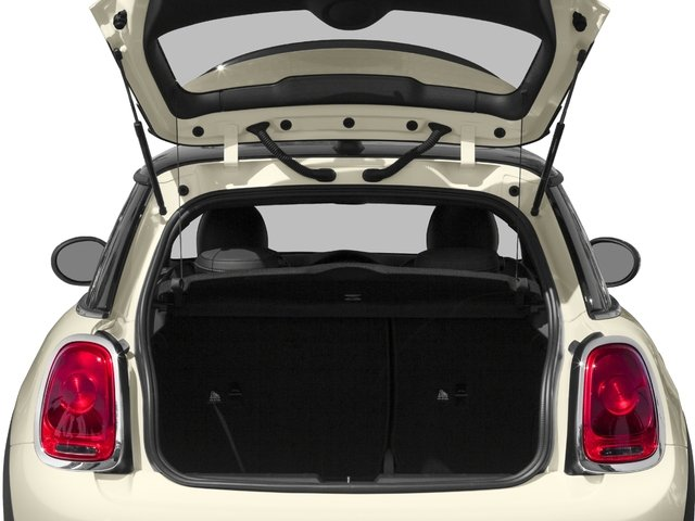 2016 MINI Cooper Hardtop Prices and Values Wagon 2D S I4 Turbo open trunk