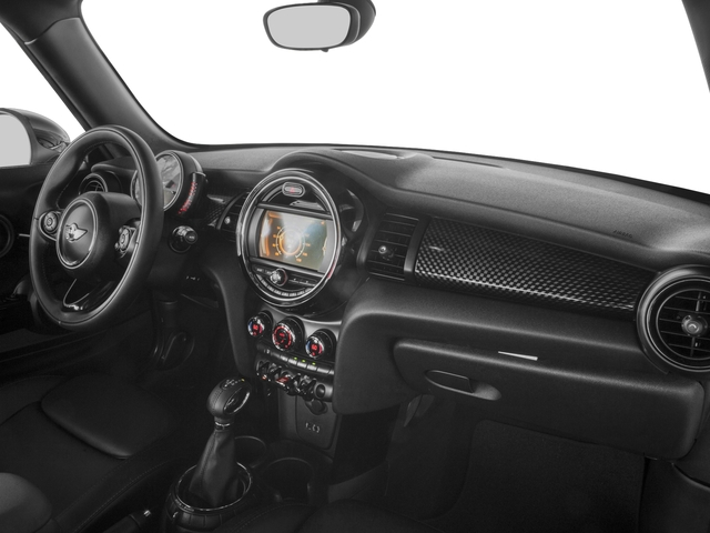 2016 MINI Cooper Hardtop Prices and Values Wagon 2D S I4 Turbo passenger's dashboard