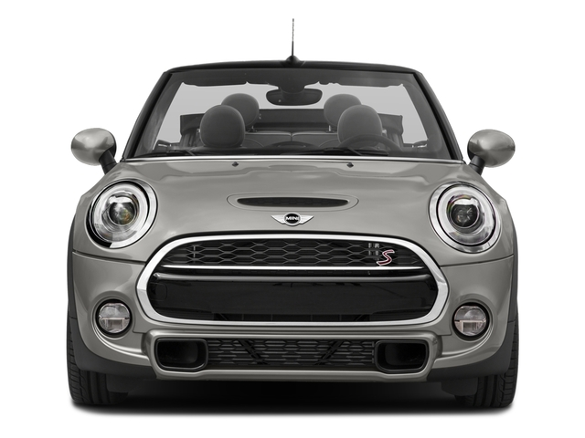2016 MINI Cooper Convertible Prices and Values Convertible 2D S I4 Turbo front view