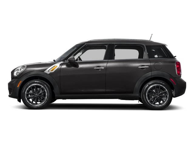 2016 MINI Cooper Countryman Prices and Values Wagon 4D Countryman S I4 Turbo side view