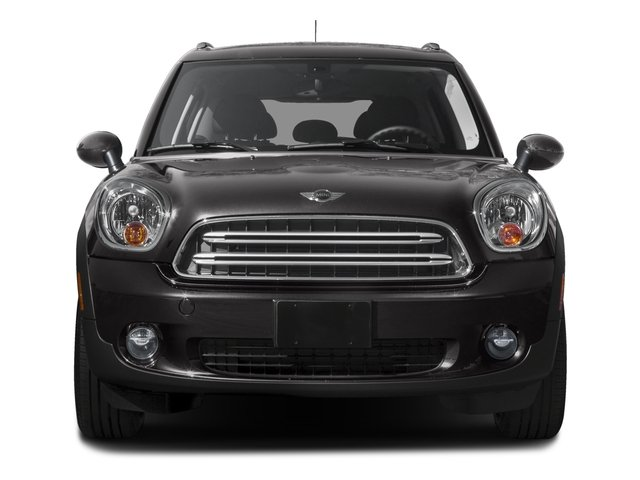2016 MINI Cooper Countryman Prices and Values Wagon 4D Countryman S I4 Turbo front view