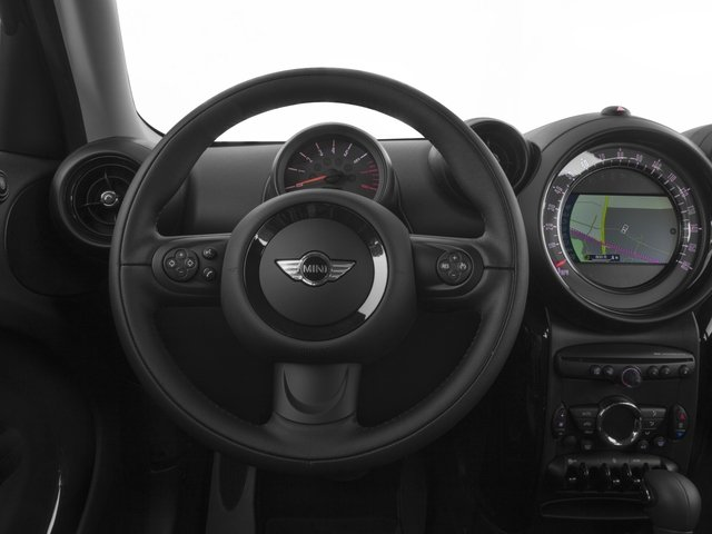 2016 MINI Cooper Countryman Prices and Values Wagon 4D Countryman S I4 Turbo driver's dashboard