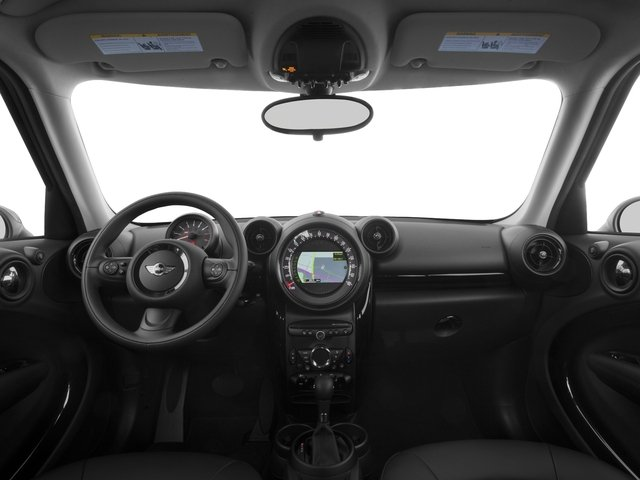 2016 MINI Cooper Countryman Prices and Values Wagon 4D Countryman S I4 Turbo full dashboard
