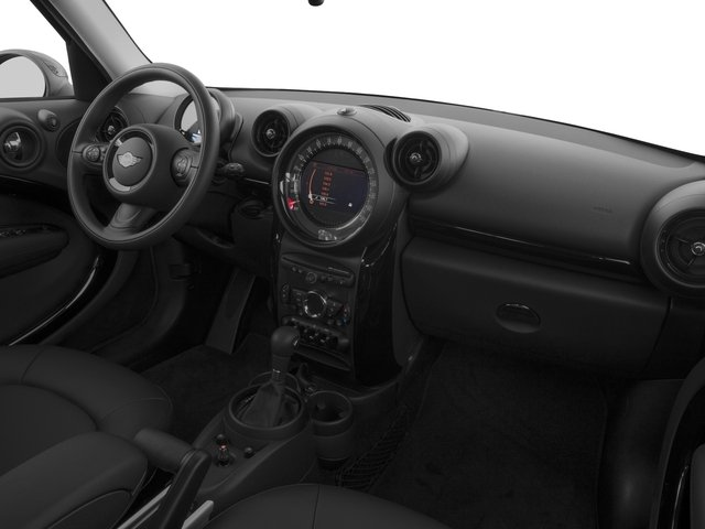 2016 MINI Cooper Countryman Prices and Values Wagon 4D Countryman S I4 Turbo passenger's dashboard