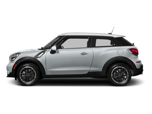 2016 MINI Cooper Paceman Pictures Cooper Paceman Coupe 2D Paceman JCW AWD I4 Turbo photos side view