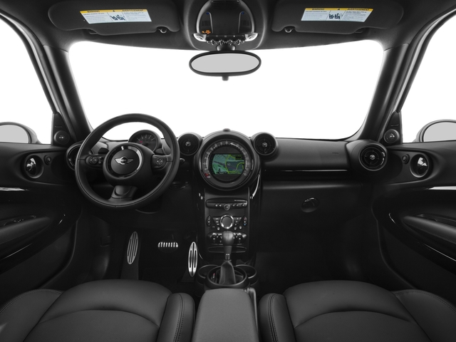 2016 MINI Cooper Paceman Pictures Cooper Paceman Coupe 2D Paceman JCW AWD I4 Turbo photos full dashboard