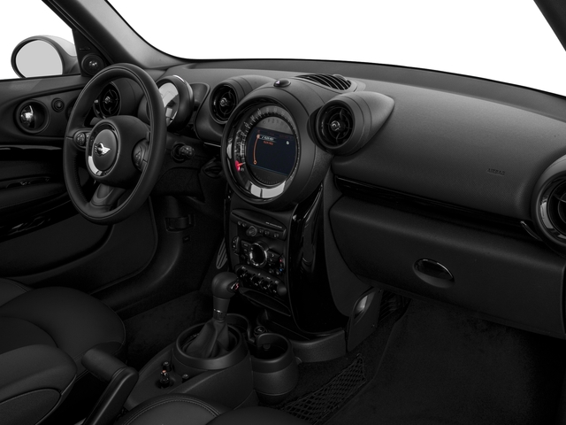 2016 MINI Cooper Paceman Pictures Cooper Paceman Coupe 2D Paceman JCW AWD I4 Turbo photos passenger's dashboard