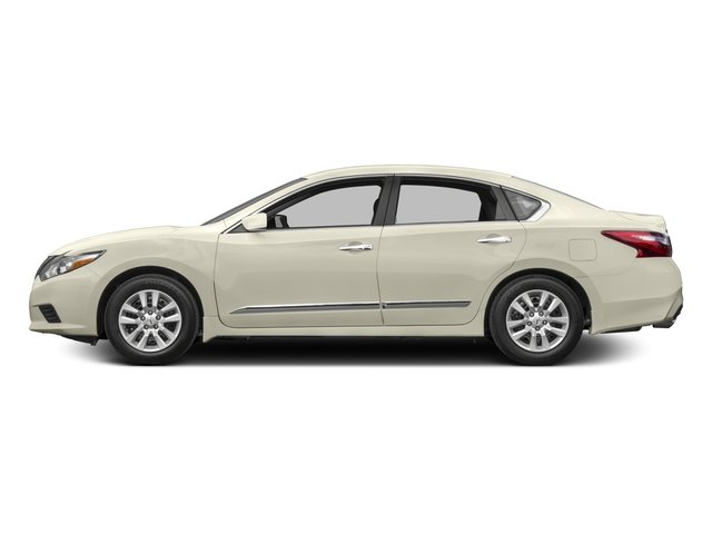 2016 Nissan Altima Prices and Values Sedan 4D I4 side view