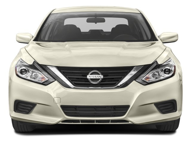 2016 Nissan Altima Prices and Values Sedan 4D I4 front view