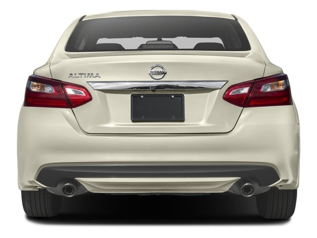 2016 Nissan Altima Prices and Values Sedan 4D I4 rear view