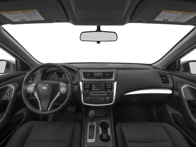 2016 Nissan Altima Prices and Values Sedan 4D I4 full dashboard