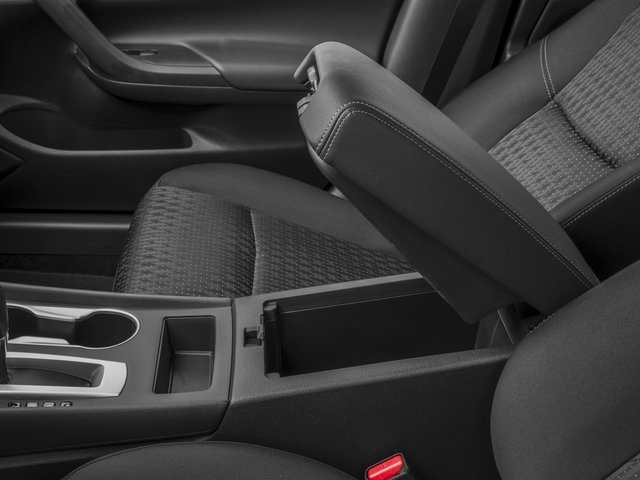 2016 Nissan Altima Prices and Values Sedan 4D I4 center storage console