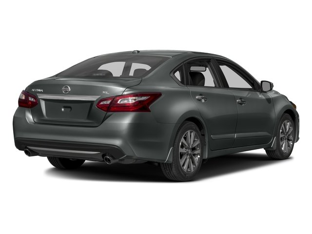 2016 Nissan Altima Prices and Values Sedan 4D SL V6 side rear view