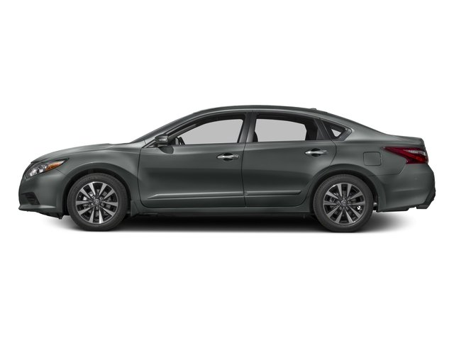 2016 Nissan Altima Prices and Values Sedan 4D SL V6 side view