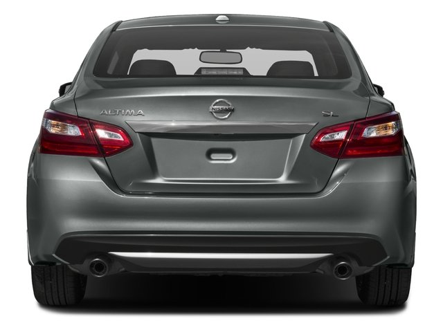 2016 Nissan Altima Prices and Values Sedan 4D SL V6 rear view