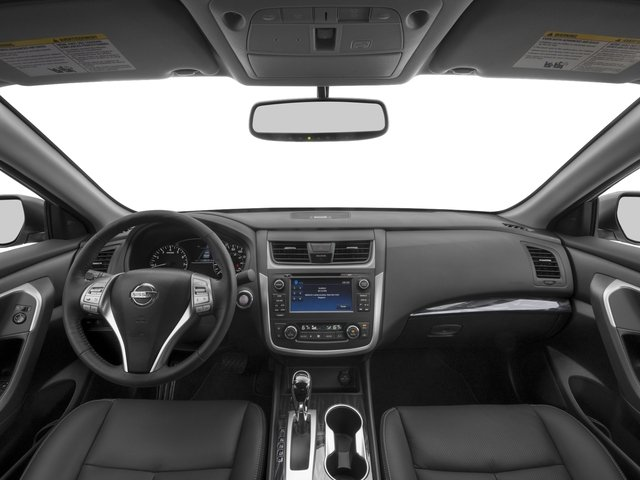 2016 Nissan Altima Prices and Values Sedan 4D SL V6 full dashboard