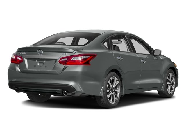 2016 Nissan Altima Prices and Values Sedan 4D SR I4 side rear view