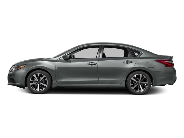 2016 Nissan Altima Prices and Values Sedan 4D SR I4 side view