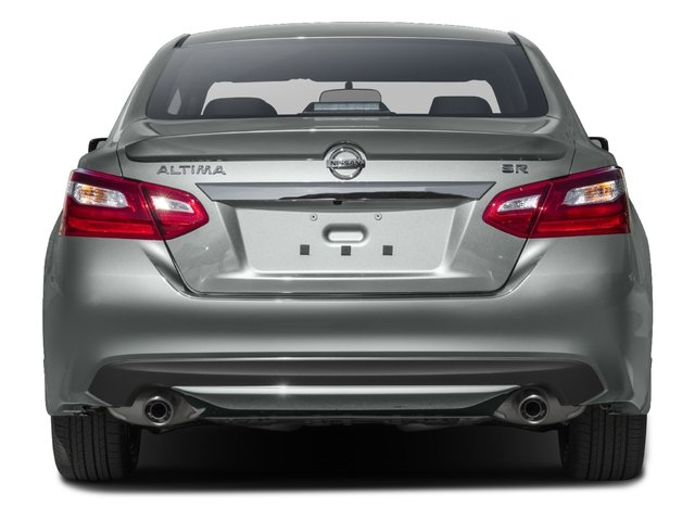 2016 Nissan Altima Prices and Values Sedan 4D SR I4 rear view