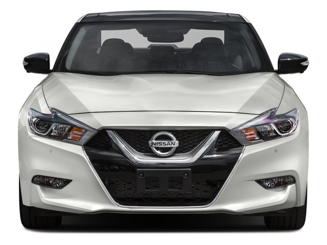 2016 Nissan Maxima Prices and Values Sedan 4D Platinum V6 front view