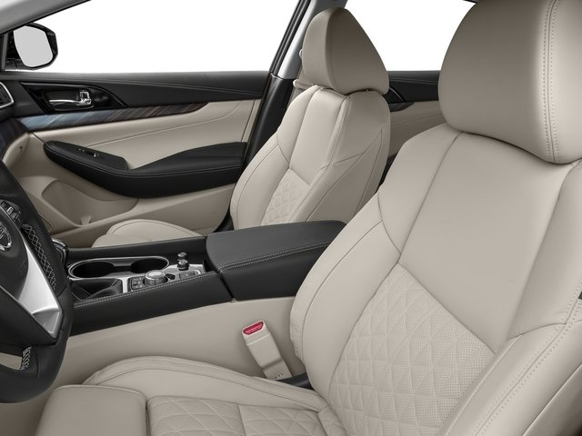 2016 Nissan Maxima Prices and Values Sedan 4D Platinum V6 front seat interior