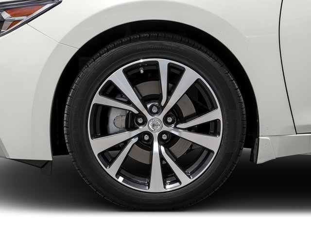 2016 Nissan Maxima Prices and Values Sedan 4D Platinum V6 wheel