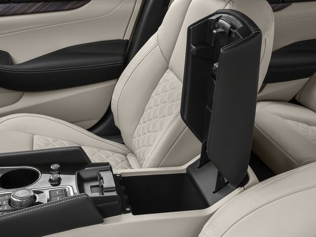 2016 Nissan Maxima Prices and Values Sedan 4D Platinum V6 center storage console
