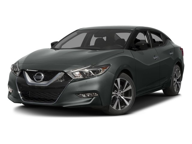 2016 Nissan Maxima Prices and Values Sedan 4D S V6