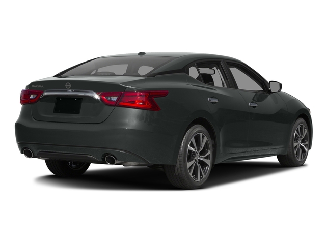 2016 Nissan Maxima Prices and Values Sedan 4D S V6 side rear view