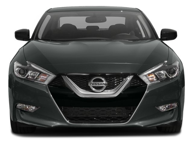 2016 Nissan Maxima Prices and Values Sedan 4D S V6 front view