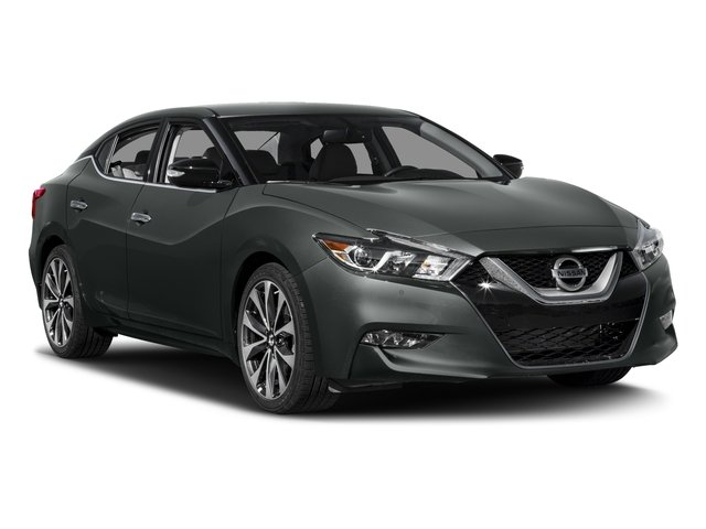 2016 Nissan Maxima Prices and Values Sedan 4D S V6 side front view