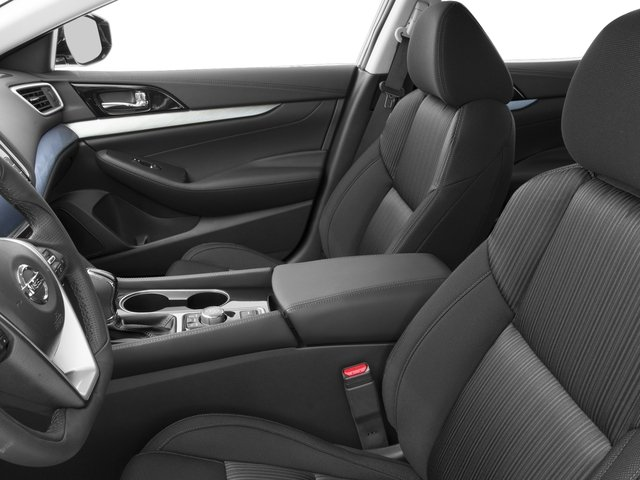 2016 Nissan Maxima Prices and Values Sedan 4D S V6 front seat interior