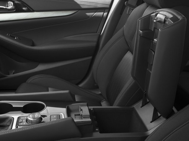 2016 Nissan Maxima Prices and Values Sedan 4D S V6 center storage console