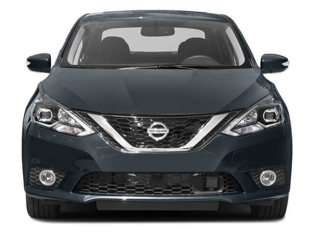 2016 Nissan Sentra Prices and Values Sedan 4D SL I4 front view