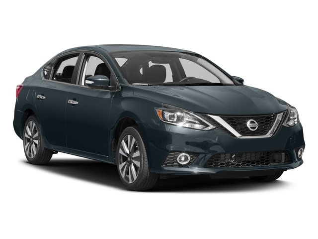 2016 Nissan Sentra Prices and Values Sedan 4D SL I4 side front view