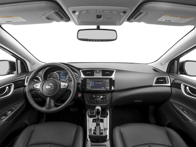 2016 Nissan Sentra Prices and Values Sedan 4D SL I4 full dashboard