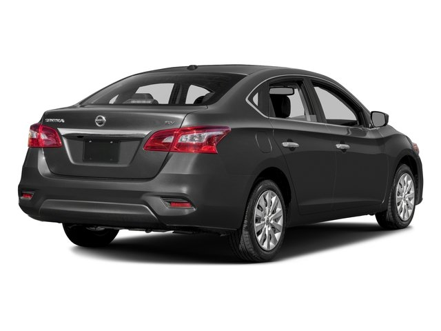 2016 Nissan Sentra Pictures Sentra Sedan 4D SV I4 photos side rear view