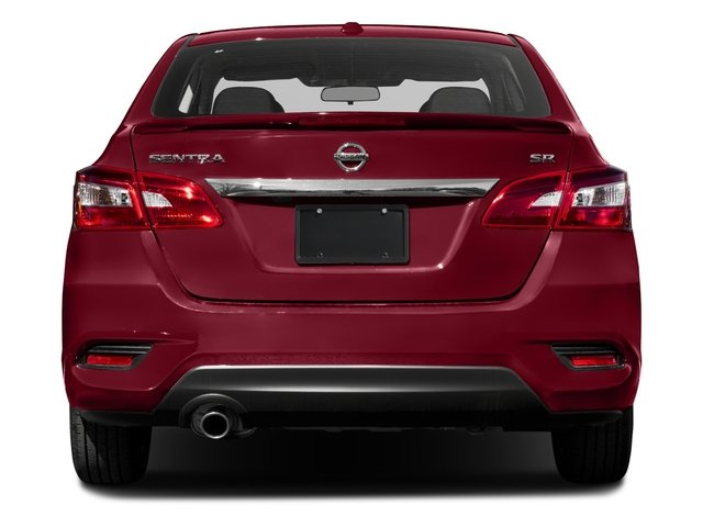 2016 Nissan Sentra Sedan 4D SR I4 Prices, Values & Sentra ...
