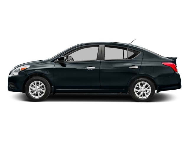 2016 Nissan Versa Prices and Values Sedan 4D SV I4 side view