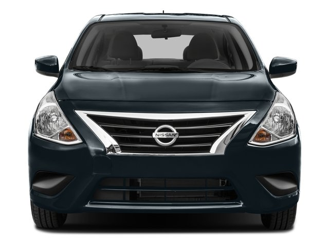 2016 Nissan Versa Prices and Values Sedan 4D SV I4 front view