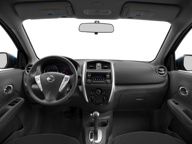 2016 Nissan Versa Prices and Values Sedan 4D SV I4 full dashboard