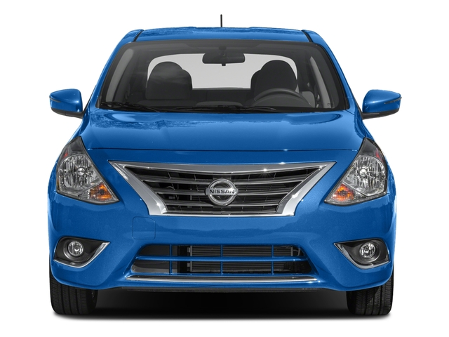 2016 Nissan Versa Prices and Values Sedan 4D SL I4 front view